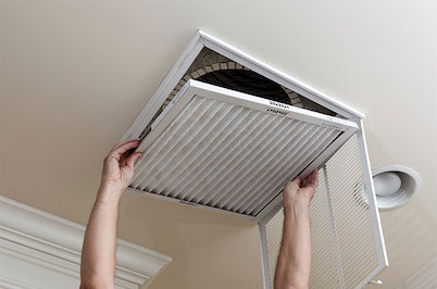 new air filters in Raleigh