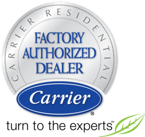 Authorized Carrier HVAC dealer