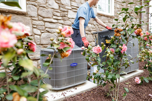heating and air conditioning service wilmington