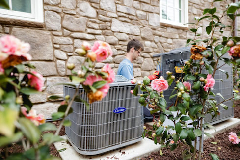 heating and air conditioning service raleigh